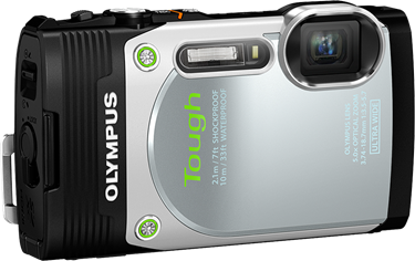 Olympus Stylus Tough TG-850 iHS