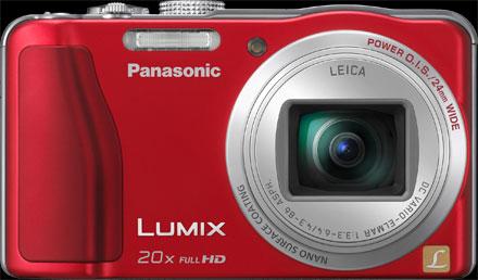 Panasonic Lumix DMC-TZ30 (Lumix DMC-ZS20)